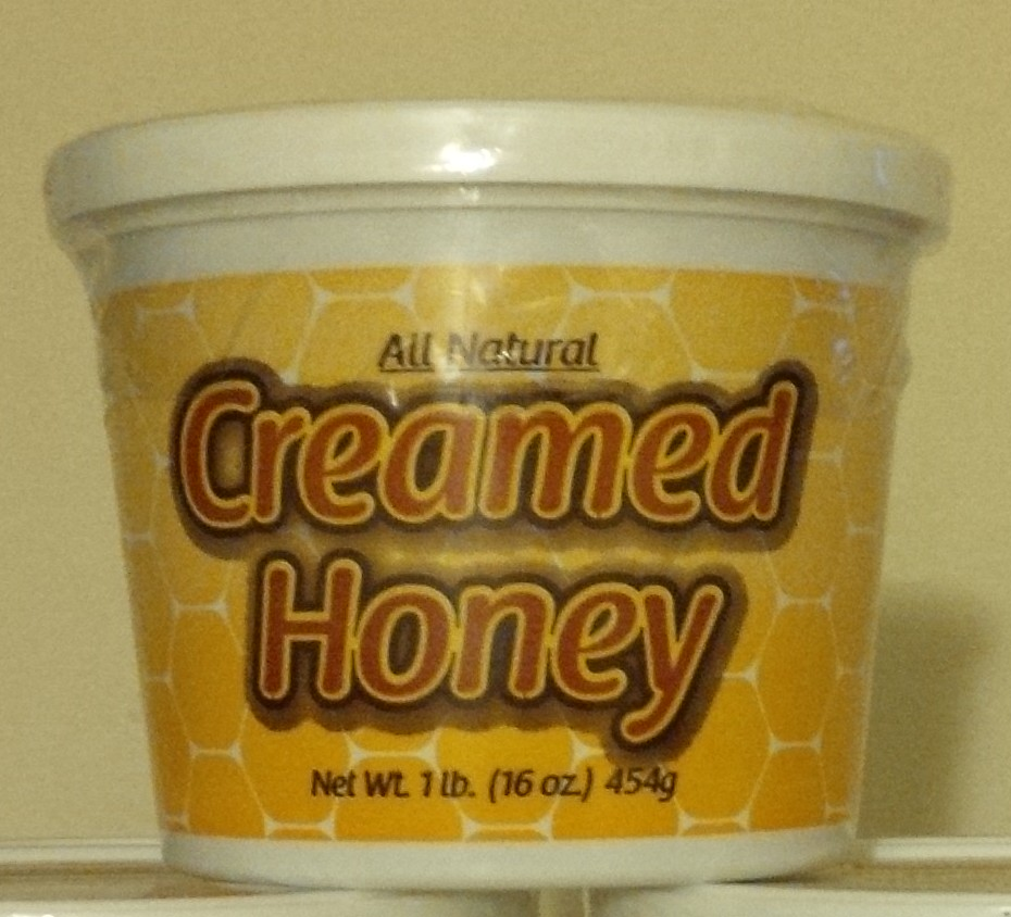 Delicious Creamed Honey (1 lb